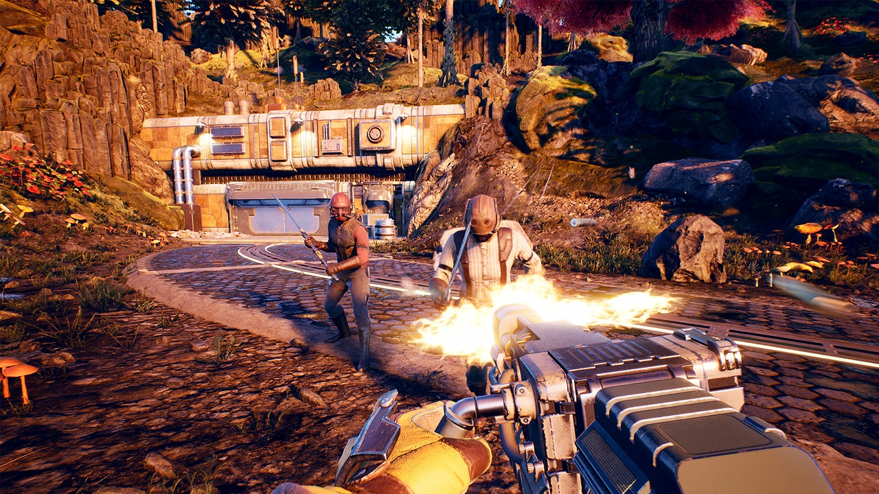 Obsidian game - The Outer Worlds