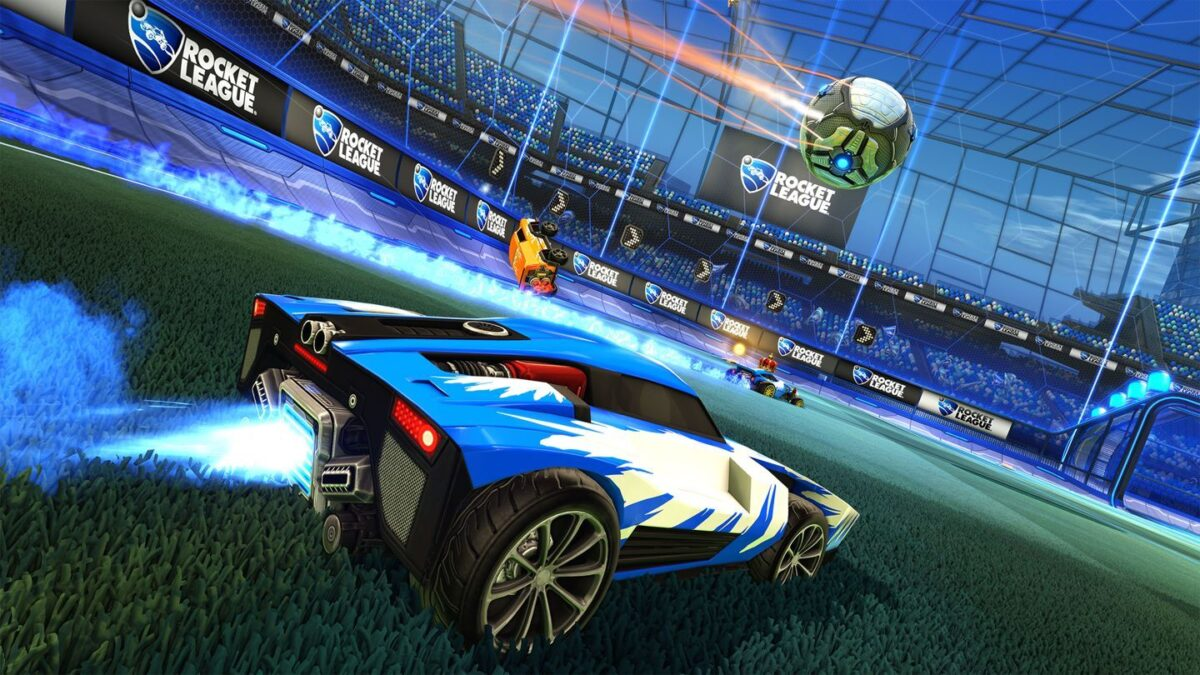 When does Rocket League go free-to-play?