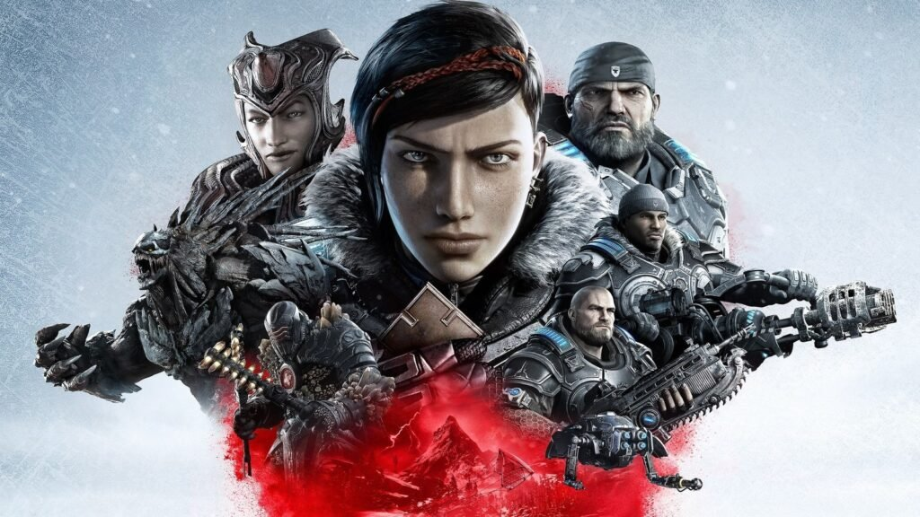 Gears 5: Xbox Series X upgrade details
