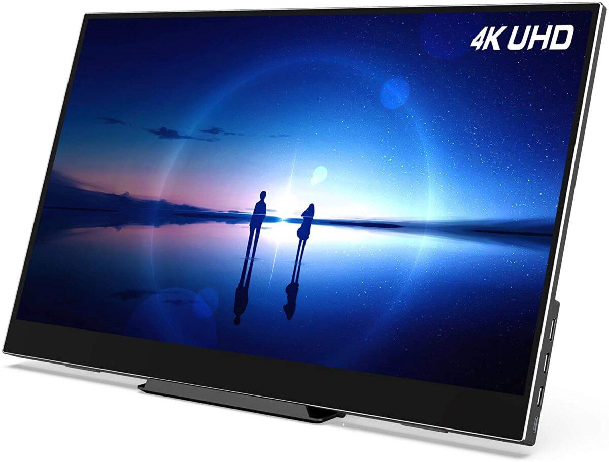 AOQ Portable 4K Monitor, $394 at Amazon (discount + coupon)