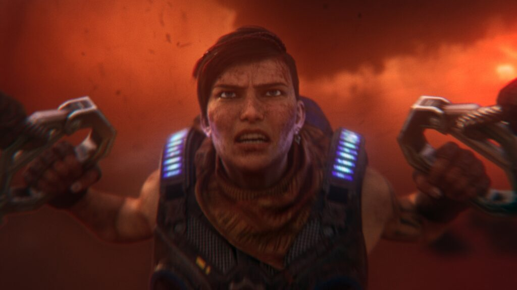 Here's an in-depth look at Gears 5 on Xbox Series X