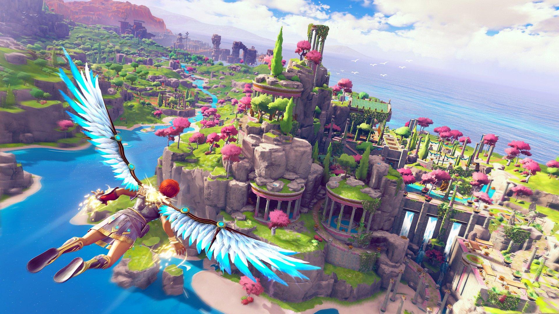 Immortals Fenyx Rising Guide   Core Xbox