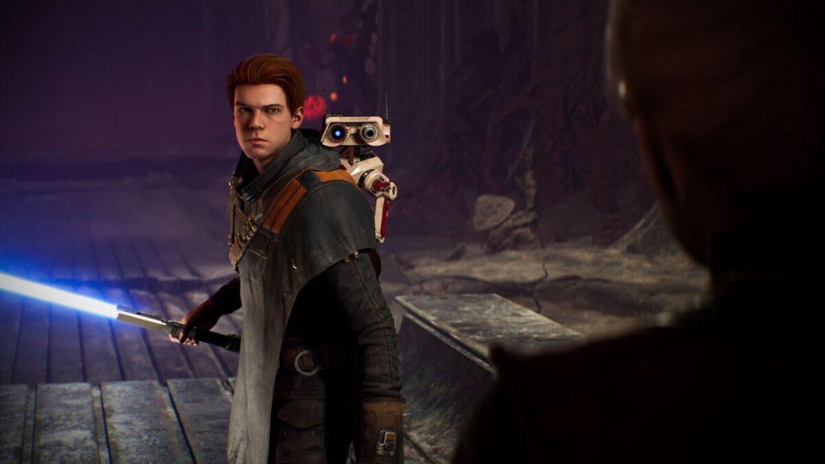 Star Wars Jedi: Fallen Order just got a next-gen update
