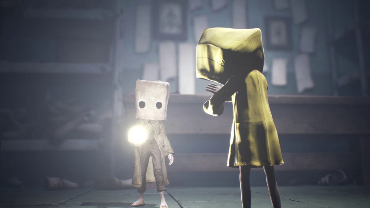 Little Nightmares 2 release date: Feb. 11, 2021