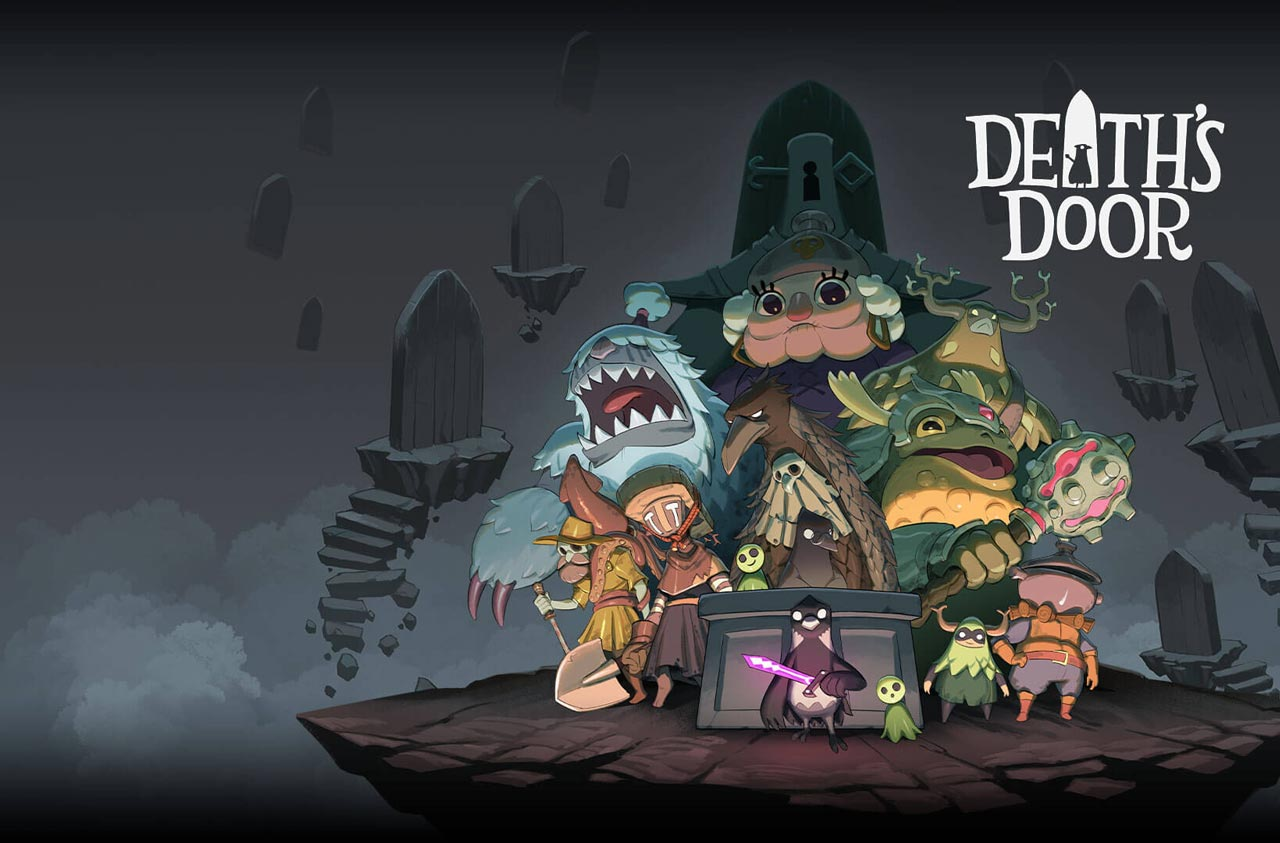 Death's Door Will Be Available in 2021 for Xbox Series X|S and Xbox One