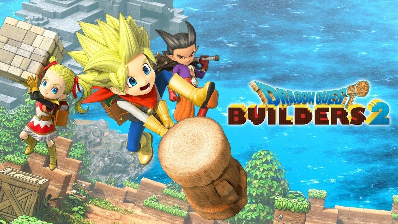 Dragon Quest Builders 2 will out for Xbox on May 2021