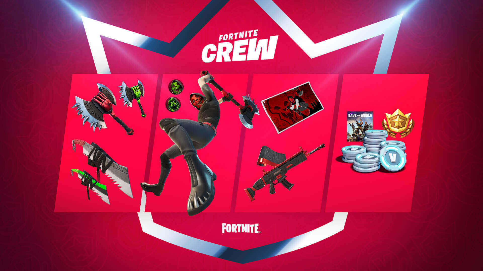 May 2021 Crew Pack