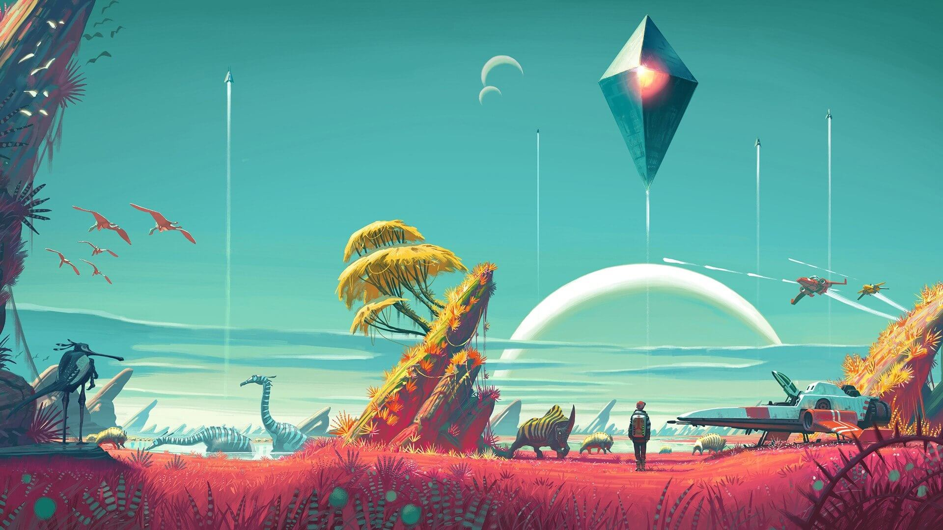 Xbox celebrates your Earth Day: 5 Games to play on Earth Day 2021 to get involved
