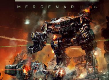 Mech Warriors 5 Mercenaries