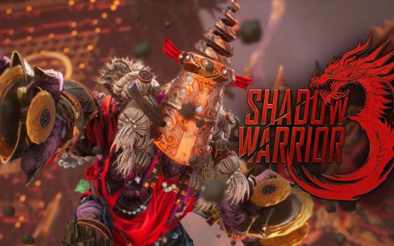 Shadow Warrior 3 New Trailer Offers to Game Fans