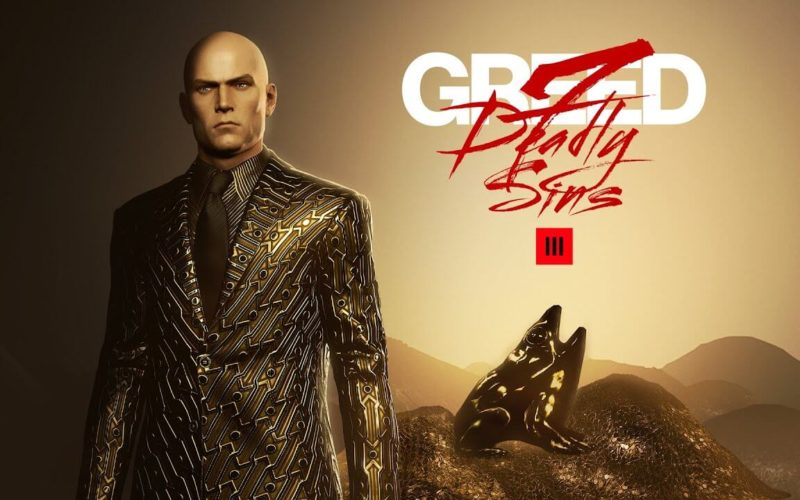 Hitman 3: Seven Deadly Sins Pride New Trailer (Launches May 10th)