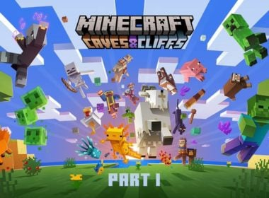 Minecraft Caves Release Date and Cliffs Part 1 on Xbox Announced