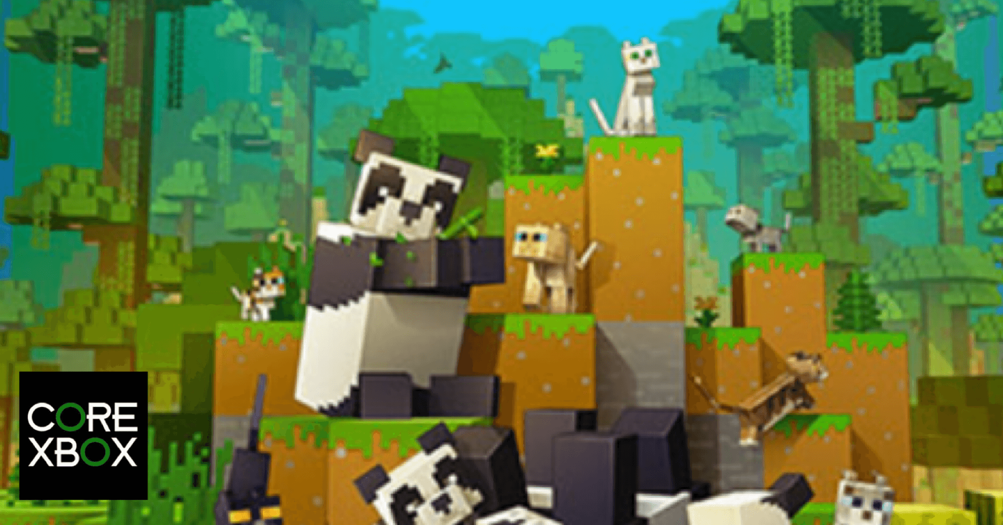 minecraft news, reviews and features for xbox one series s/x
