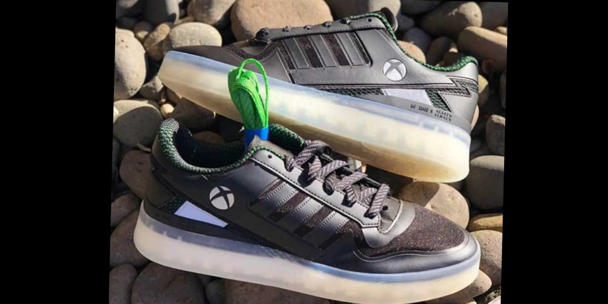 Adidas Will Release Xbox Themed Sneakers This June