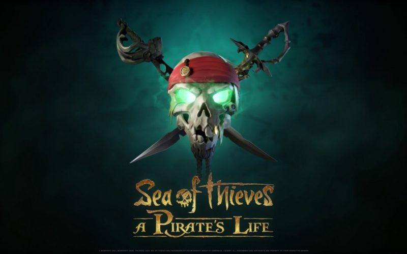 Captain Jack Sparrow Joins the Sea of ThievesCrew
