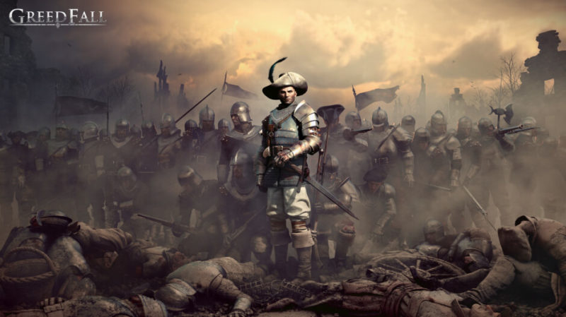 Greedfall for Xbox Series X/S