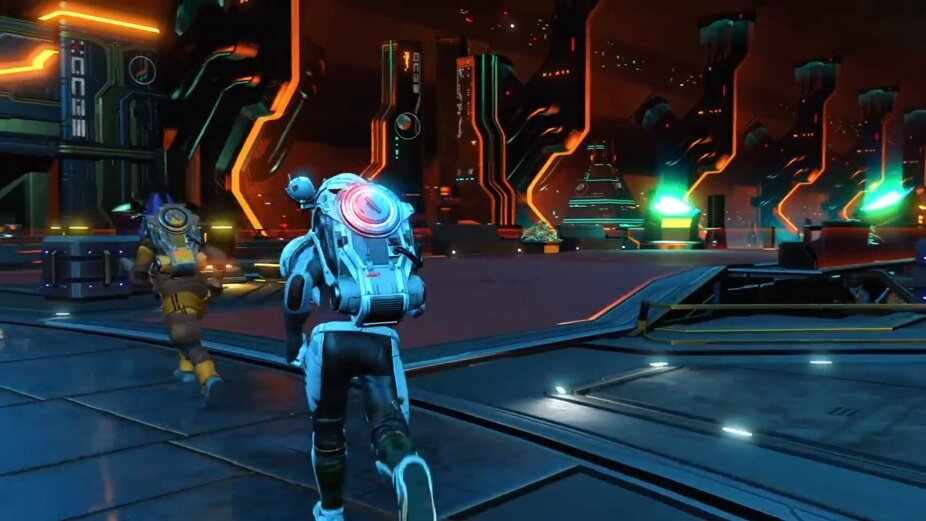No Man's Sky: Prisms Ready To Update For Free On Xbox