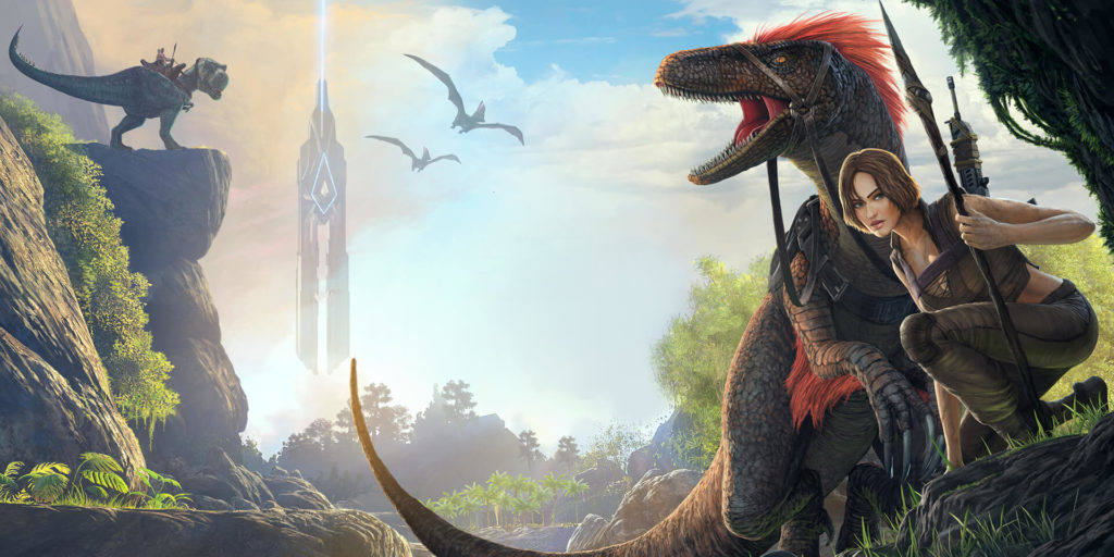 ARK Survival Evolved in Xbox Free Play Days