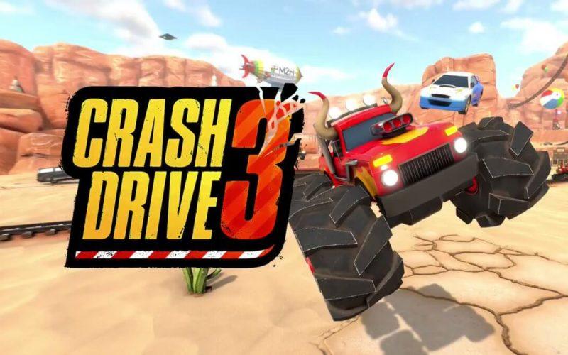 Crash Drive 3 on Xbox: July 8th, 2021