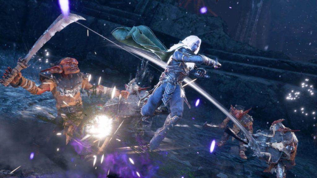 D&D: Dark Alliance on Xbox Game Pass
