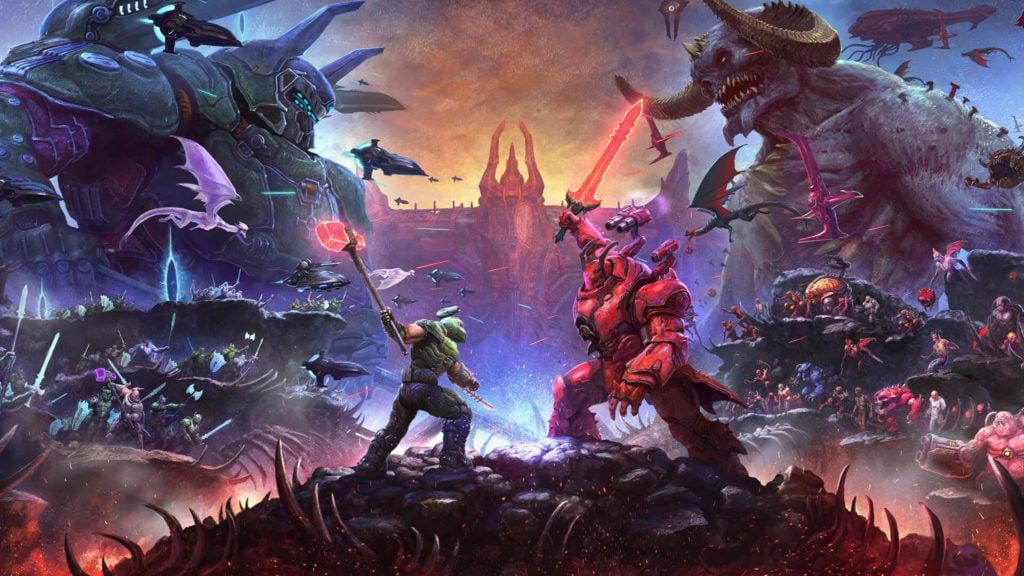 Doom Eternal on Xbox