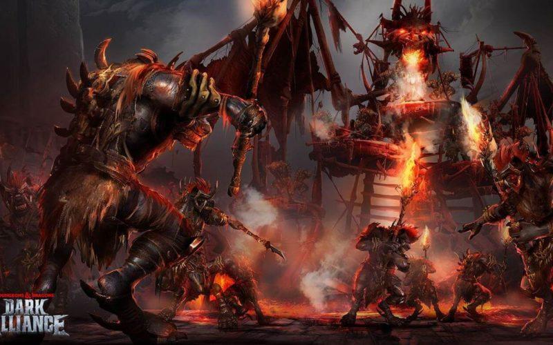 Dark Alliance on Xbox Game Pass in June 2021