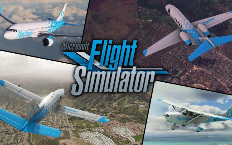 Microsoft Flight Simulator Pre-Installation Clues for Xbox Series X/S