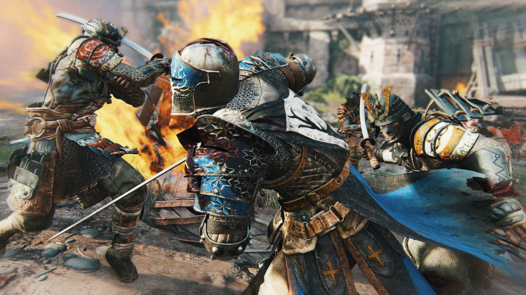 For Honor Coming to Xbox Game Pass in June