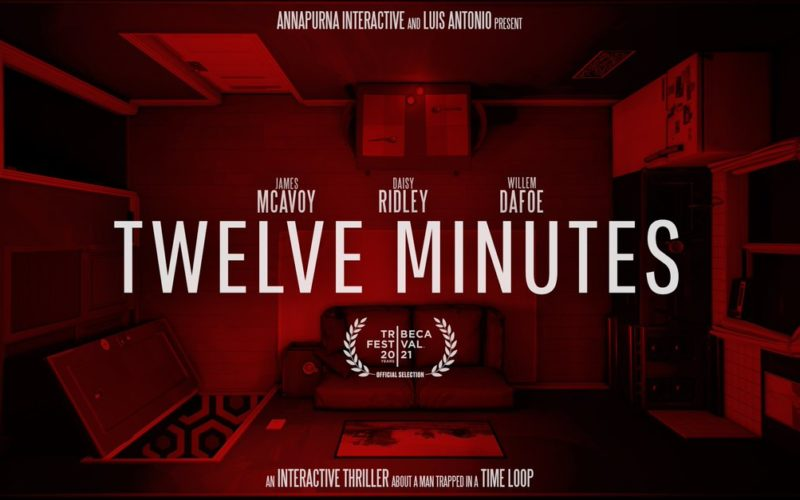Twelve Minutes Will be Released on Xbox in August 2021