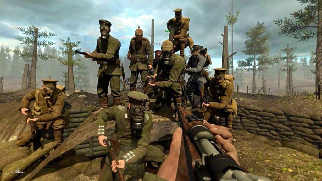 Verdun is on Xbox Free Play Days