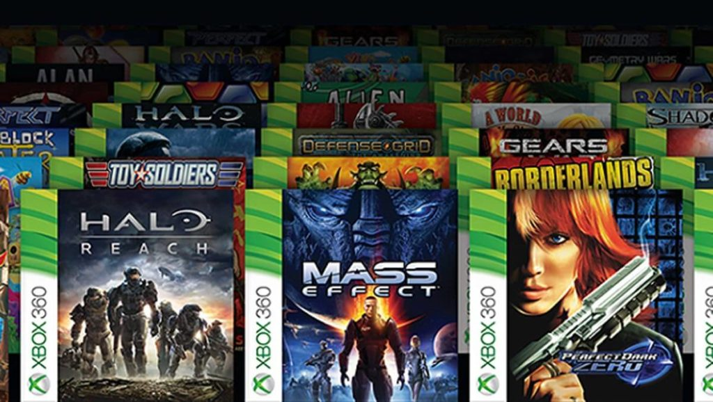 Xbox 360, How to Play Backward Compatible Games on Xbox?