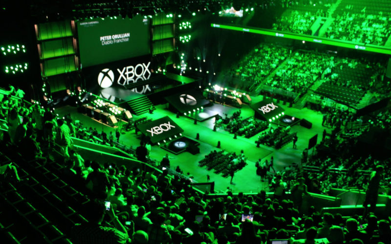 Microsoft Now Brings Next-Gen Games to Xbox One Through Cloud