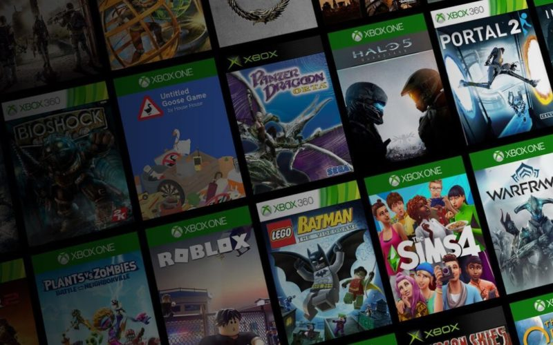 How to Play Backward Compatible Games on Xbox?