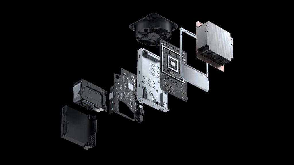 Xbox Series X Tech