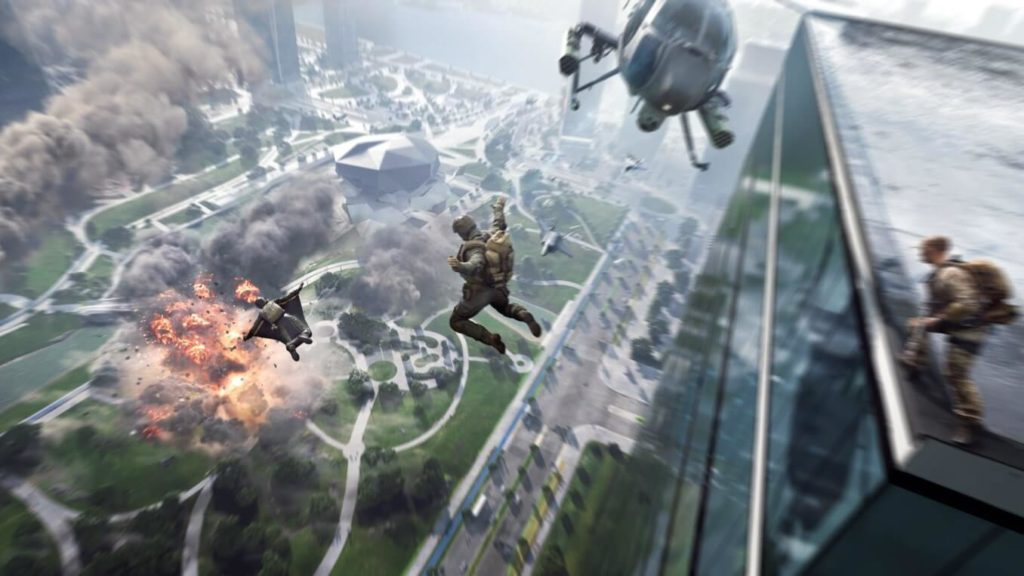 Battlefield 2042 Might Have Artificial Intelligence in it
