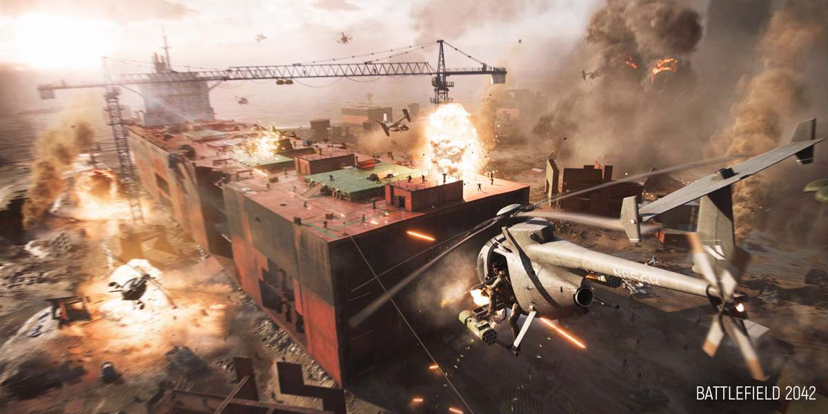 Battlefield 2042 Release Date Revealed, Gameplay Livestream Coming This Week
