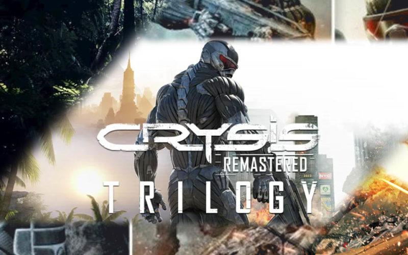 Crytek Announces Crysis Remastered Trilogy