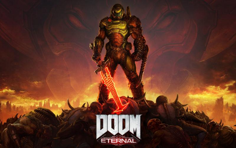 Doom Eternal Upgrade Coming to Xbox Series X