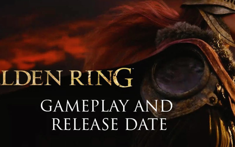Elden Ring Release Date and Gameplay Trailer Revealed at Summer Game Fest