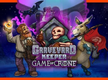 Graveyard Keeper DLC Named Game of Crone Comes to Xbox Today