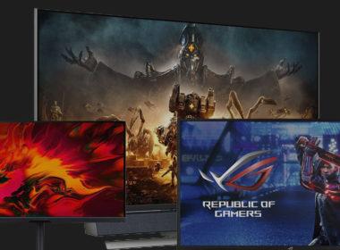 Microsoft Introduces Xbox Series X Monitors