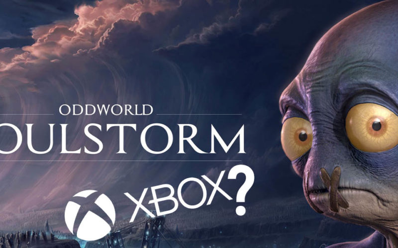 Oddworld Soulstorm Might Be Release on Xbox Consoles