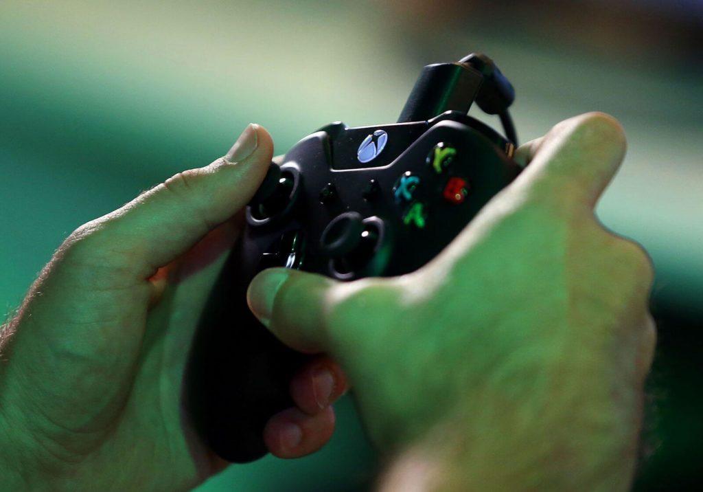 Xbox Gameshare