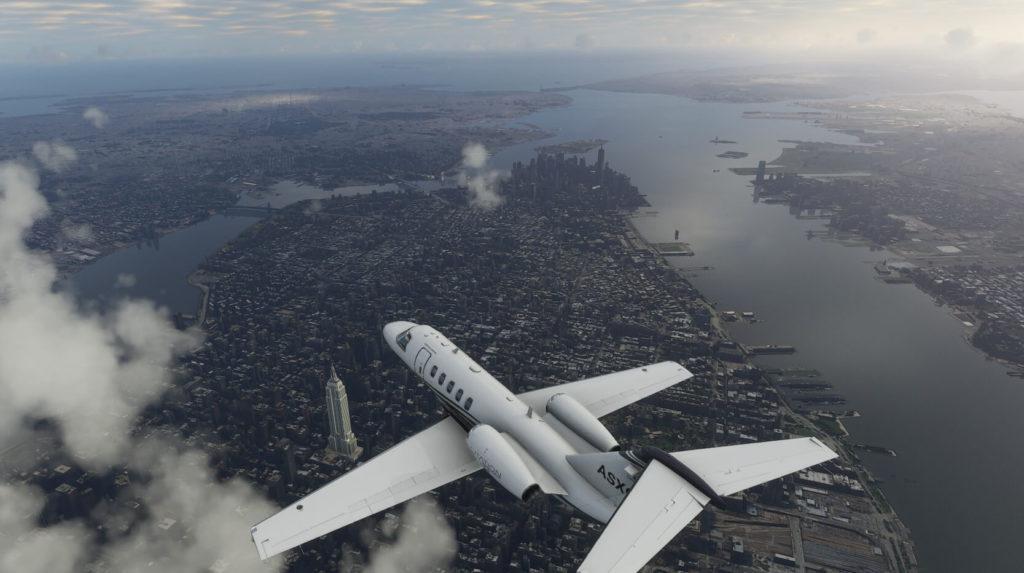 Microsoft Flight Simulator Xbox Series X/S