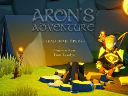 Aron's Adventure-Game Review