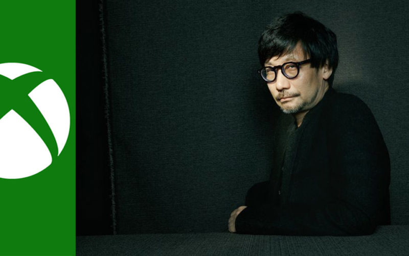 Hideo Kojima and Xbox Signs Letter of Intent