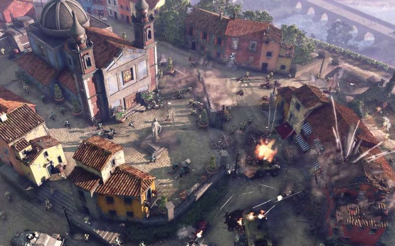 Is Company of Heroes 3 Coming to Xbox Series X|S?