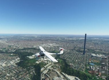Microsoft Flight Simulator Coming to Xbox Consoles with 5th Update on July 27