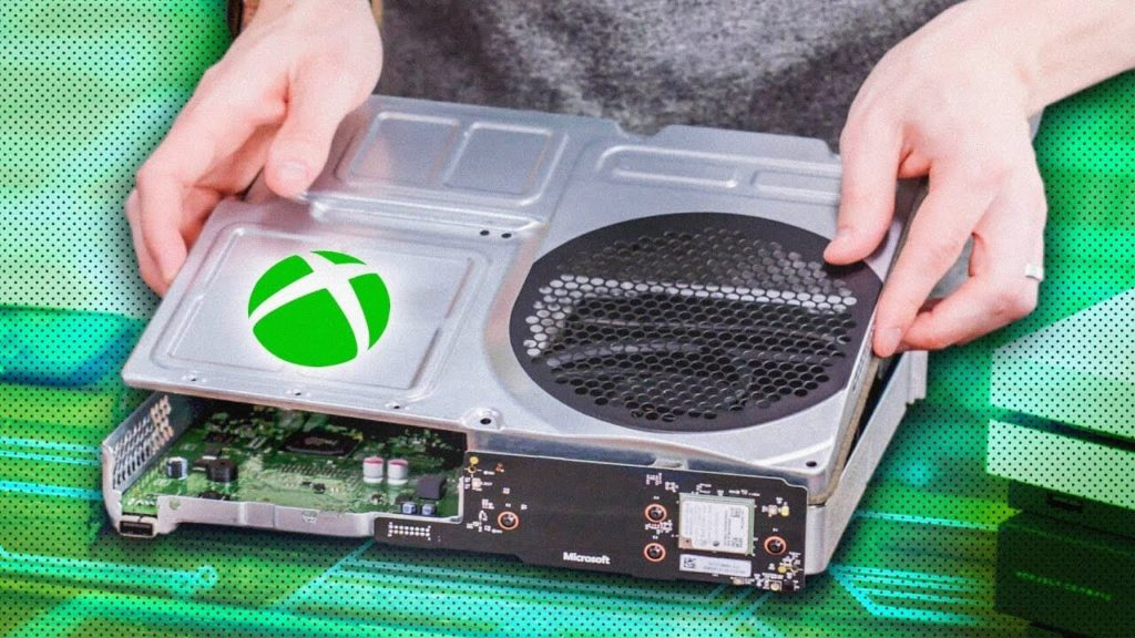 How to Clean Your Xbox One Fan