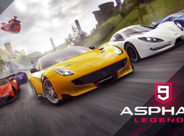 A New Era Of Arcade Racing Asphalt 9: Legends
